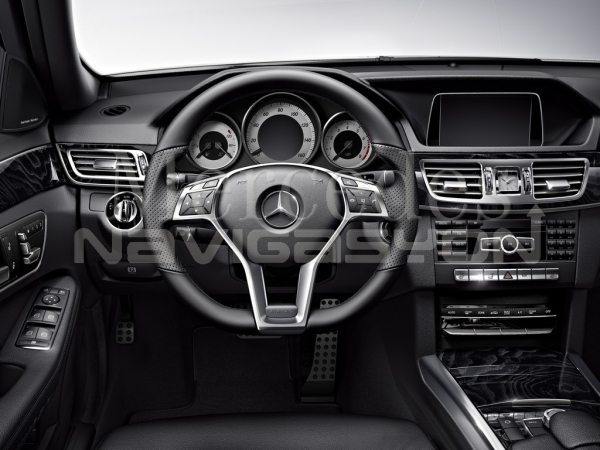 Mercedes GLK Comand